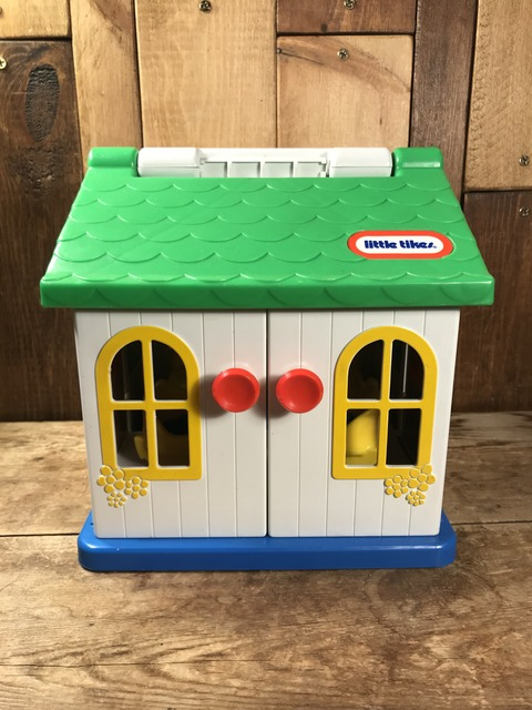 Vintage Little Tikes Toddle Tots Play House (2)