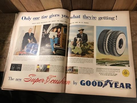 vintage 40's life magazine (125)