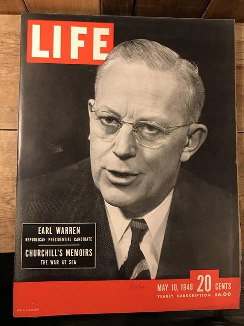 vintage 40's life magazine (328)