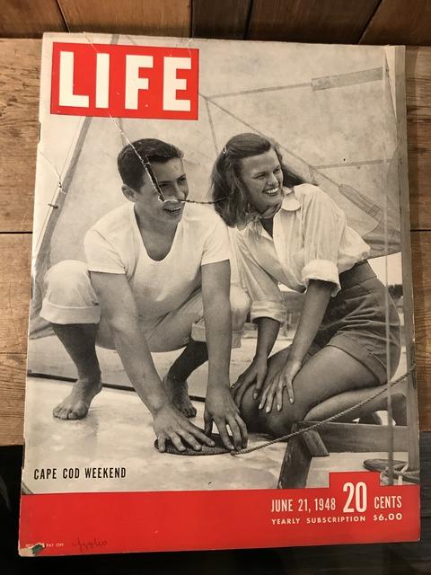 vintage 40's life magazine (288)