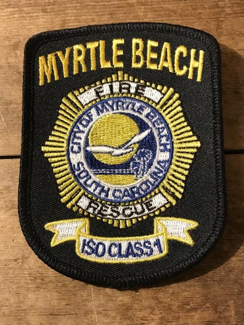 vintage fire police patch (42)