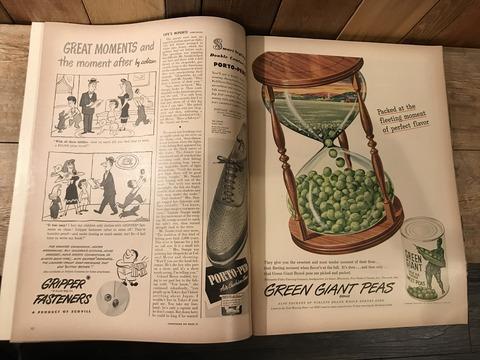 vintage 40's life magazine (340)