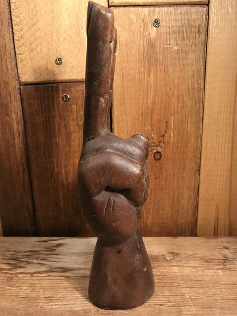 vintage wooden peace sign figurine (30)