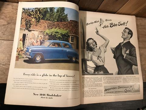 vintage 40's life magazine (202)