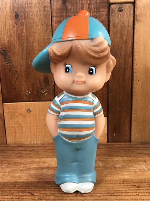 "Vintage I'm a Gerber Kid ""Boy"" Squeeze Doll (1)"
