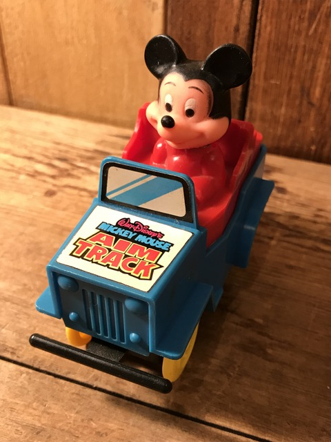 vintage disney mickey mouse car toy (2)