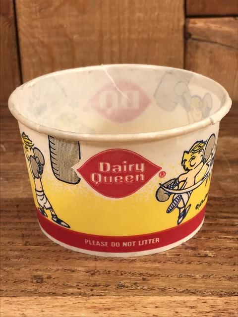 Vintage Dairy Queen Dennis the Menace Ice Cream Cup (1)