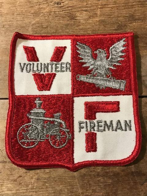 vintage fire police patch (113)