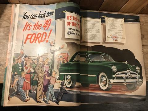 vintage 40's life magazine (305)
