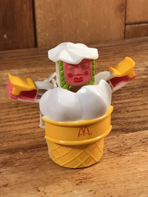 Vintage McDonald's New Food Changeables Happy Meal Toy (16)