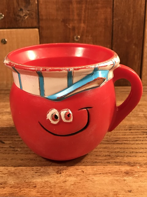 "Vintage Pillsbury Funny Face ""Choo Choo Cherry"" Mug (1)"