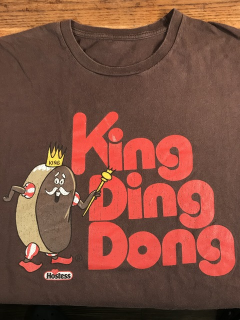 "Vintage Hostess ""King Ding Dong"" T-Shirt (1)"