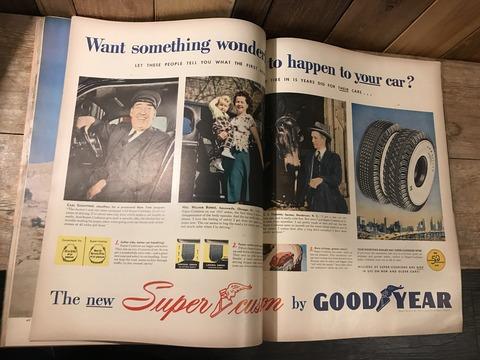 vintage 40's life magazine (307)