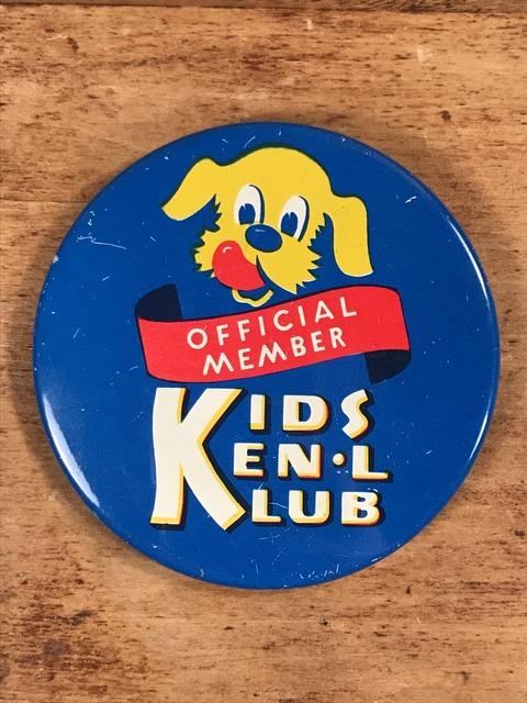 Vintage Kids Ken L Ration Klub Official Member Pinbacks (1)