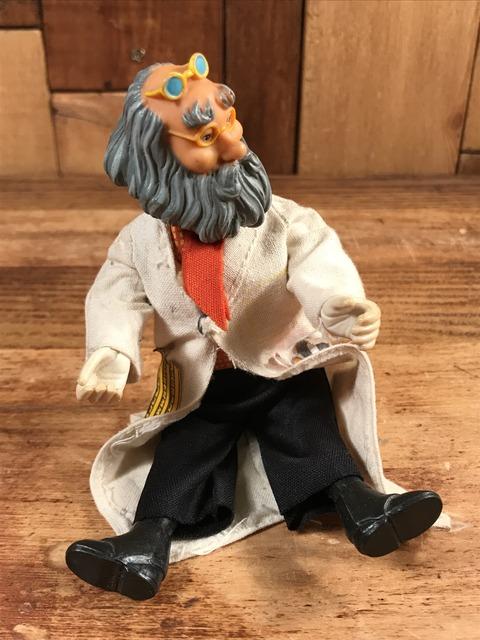 "Vintage Remco McDonaldland ""Professor"" Action Figure (21)"