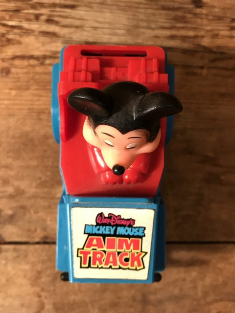vintage disney mickey mouse car toy (7)