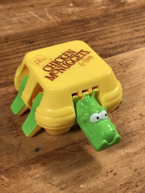 Vintage McDonald's McDino Changeables Happy Meal Toy (16)