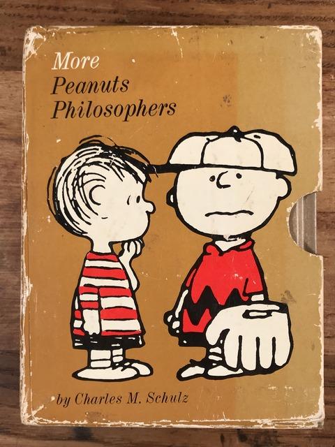 Vintage Hallmark Peanuts Snoopy Mini Picture Book Set (1)