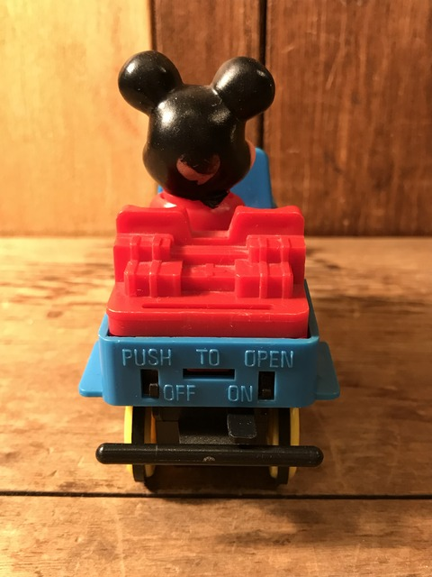 vintage disney mickey mouse car toy (5)