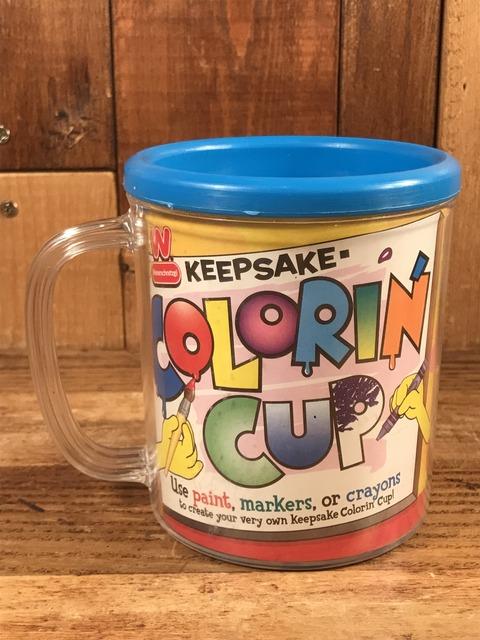 Vintage Wienerschnitzel Keepsake Colorin' Cup (1)