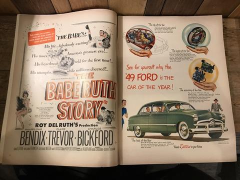 vintage 40's life magazine (11)
