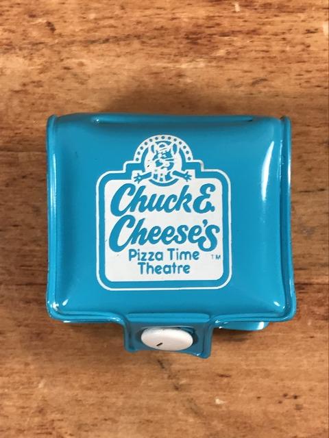 Vintage Pizza Time Theatre Chuck E. Cheese's Mini Memo Book (1)