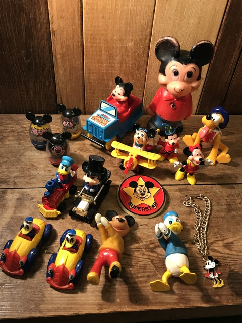 vintage disney mickey mouse toy (2)
