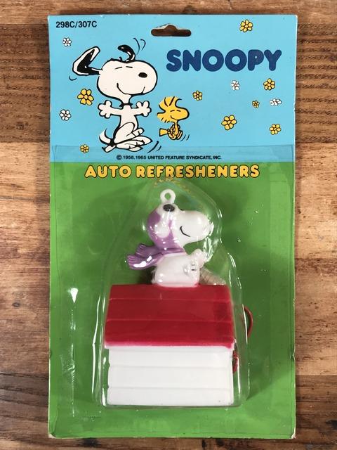 Vintage Peanuts Snoopy Auto Refresheners (1)