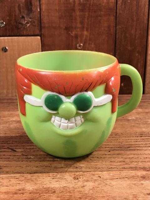 "Vintage Pillsbury Funny Face ""With It Watermelon"" Mug (1)"