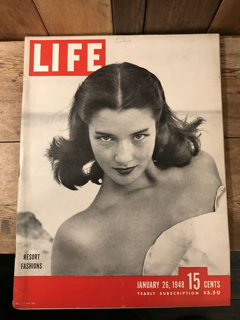 vintage 40's life magazine (170)