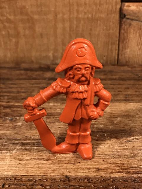 """Vintage McDonald's """"Captain Crook"""" Color PVC Figure (1)"""