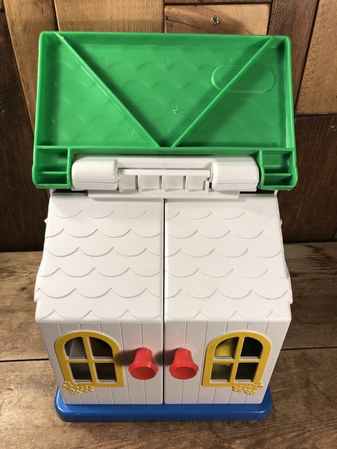 Vintage Little Tikes Toddle Tots Play House (9)