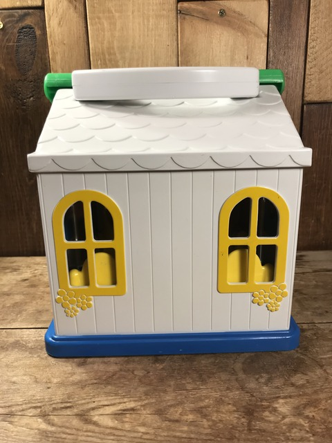 Vintage Little Tikes Toddle Tots Play House (4)