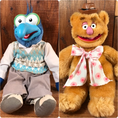 Vintage Direct Connect The Muppets Plush Doll