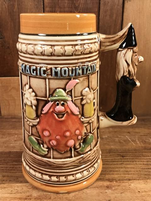 Vintage Magic Mountain Das Alpenhaus Beer Mug (1)