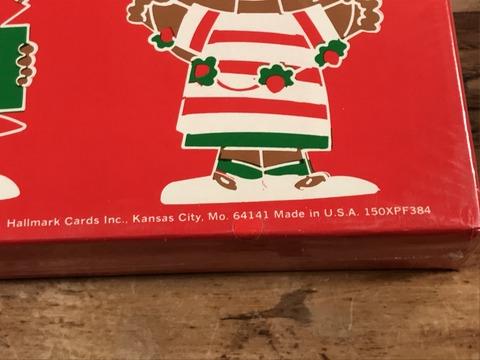 Vintage Hallmark Peanuts Snoopy Christmas Cookie Cutters(19)