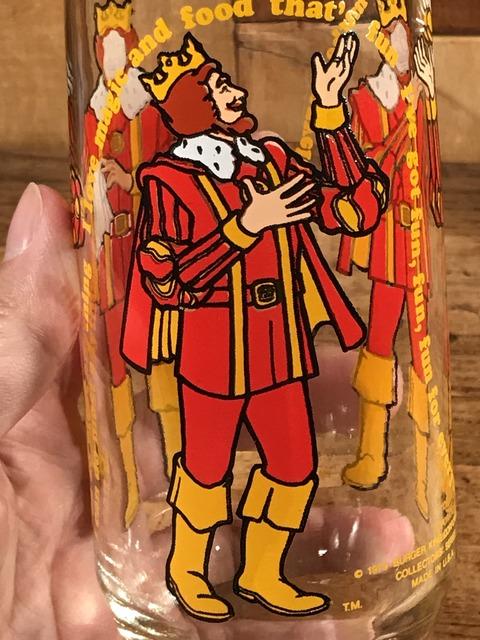 Vintage Burger King Collectors' Series Glass (21)