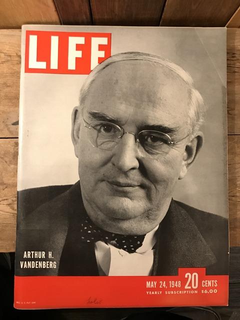 vintage 40's life magazine (348)