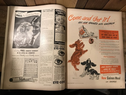 vintage 40's life magazine (77)
