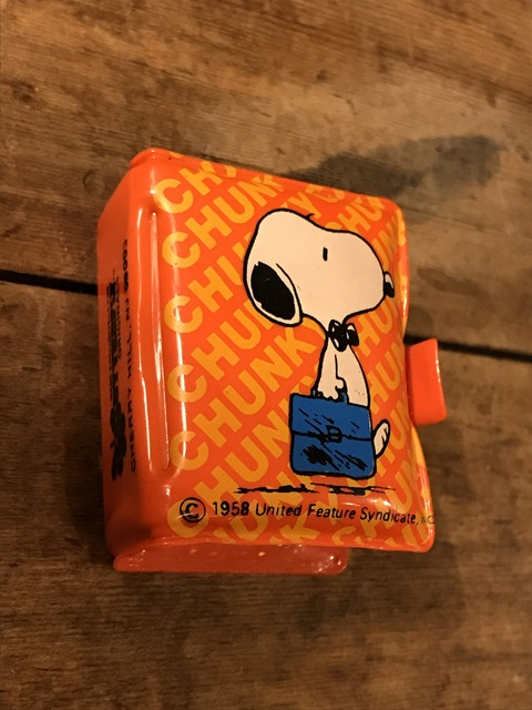 vintage snoopy peanuts mini note (21)