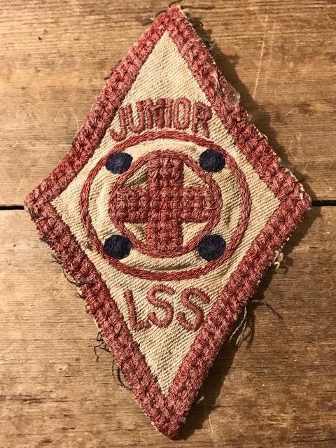 vintage fire police patch (144)