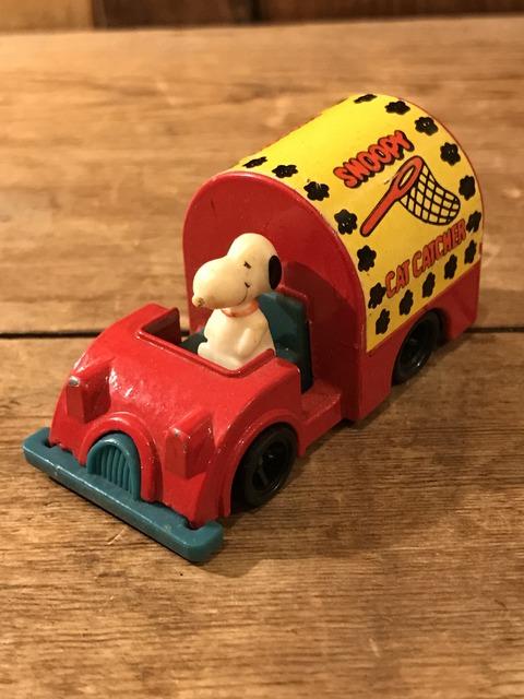 vintage snoopy peanuts aviva digest mini car (39)