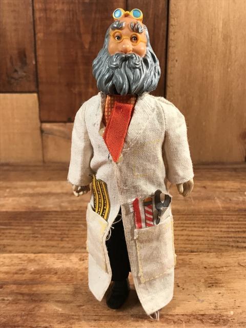 "Vintage Remco McDonaldland ""Professor"" Action Figure (1)"