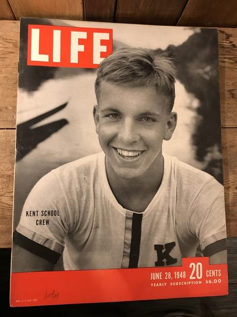 vintage 40's life magazine (230)