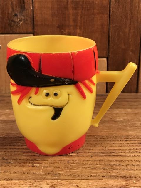 "Vintage Pillsbury Funny Face ""Lefty Lemon"" Mug (1)"