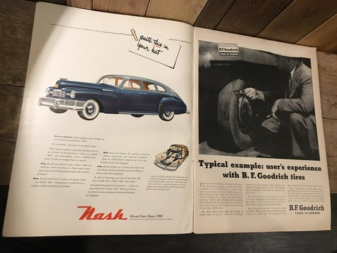 vintage 40's life magazine (139)