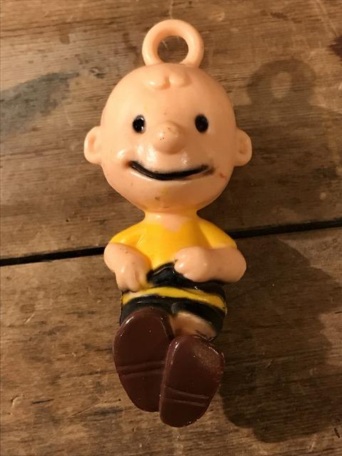 vintage snoopy peanuts charlie brown figure (1)