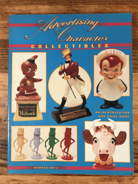 Vintage Advertising Character Collectibles Book (1)