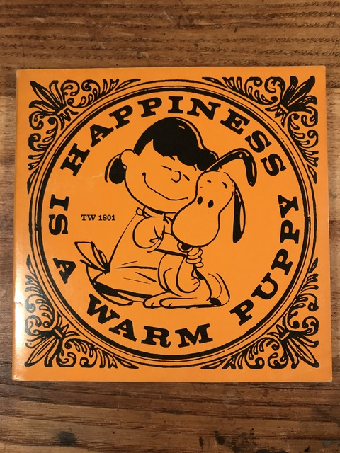 Vintage Peanuts Snoopy Picture Book (26)