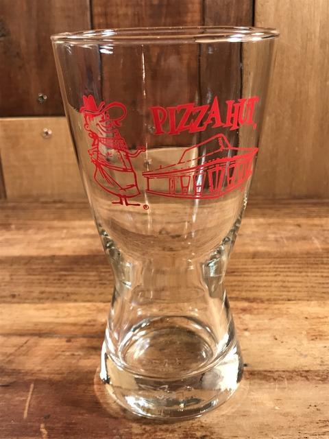 """Vintage Pizza Hut """"Pete"""" Glass (1)"""